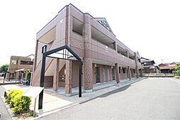 山口県下関市菊川町大字下岡枝の賃貸アパートの外観