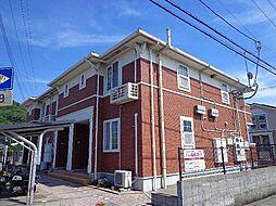鹿児島県姶良市加治木町反土の賃貸アパートの外観