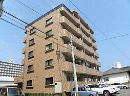 宮崎県宮崎市城ケ崎3丁目の賃貸マンションの外観
