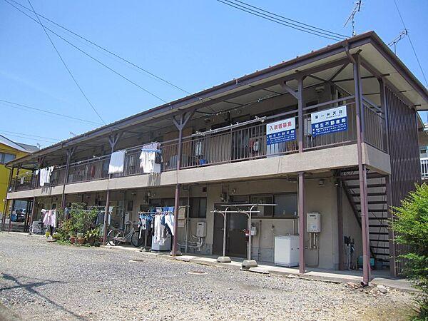 第一弁天荘 2階の賃貸【兵庫県 / 高砂市】