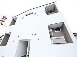 愛知県名古屋市中村区烏森町8丁目の賃貸アパートの外観