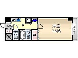 STOビル[5階]の間取り