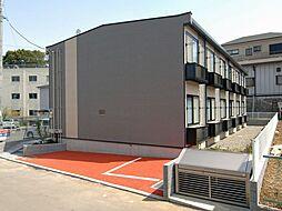 レオパレスパピヨンA[2階]の外観