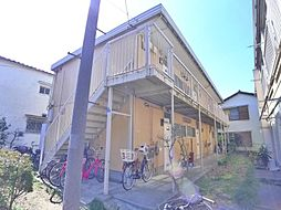 小島コーポ[2階]の外観