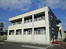 広島県福山市南手城町2の賃貸アパートの外観