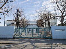 中学校 300m 国分寺市立第五中学校