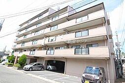 岡山県岡山市中区清水2丁目の賃貸マンションの外観