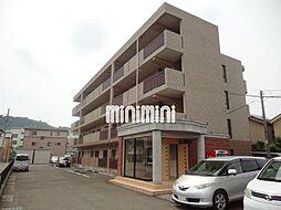 静岡県静岡市葵区与一1丁目の賃貸マンションの外観