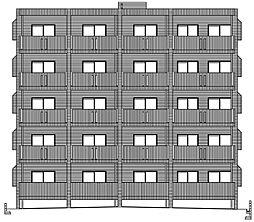 (仮称)延岡・祇園町2丁目マンション[102号室]の外観
