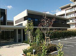 大阪府茨木市彩都やまぶき3丁目の賃貸マンションの外観