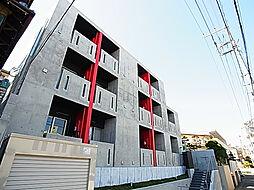 フォセット松戸・上本郷[202号室]の外観