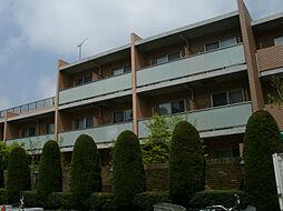 アーバンコート仙川[203号室]の外観