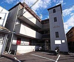 京都府久世郡久御山町島田の賃貸アパートの外観