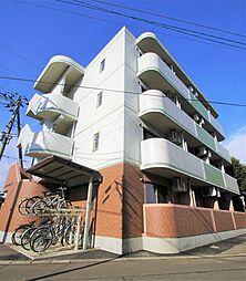 宮城県仙台市宮城野区宮千代3丁目の賃貸マンションの外観