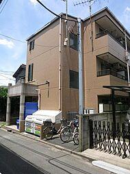 東京都江戸川区上篠崎4の賃貸マンションの外観