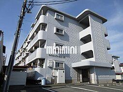 ロイヤルシティ豊田 A棟[4階]の外観
