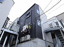 カーサラグジュール[2階]の外観