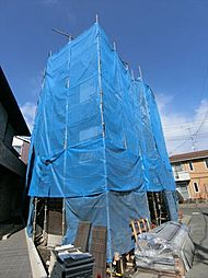 埼玉県八潮市大瀬4丁目の賃貸アパートの外観