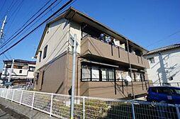 兵庫県伊丹市野間7丁目の賃貸アパートの外観
