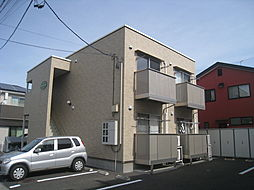 JR東北本線 東福島駅 徒歩4分の賃貸アパート