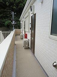 メルシャトー汐入[201号室]の外観
