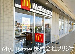 ファーストフードマクドナルド 小田急相模原駅店まで152m