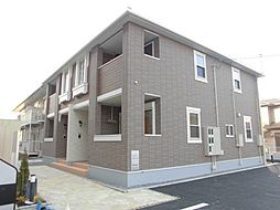 JR福塩線 高木駅 徒歩10分の賃貸アパート
