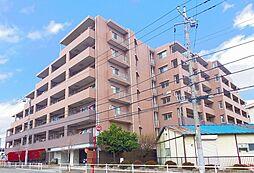 東京都東久留米市下里5丁目の賃貸マンションの外観
