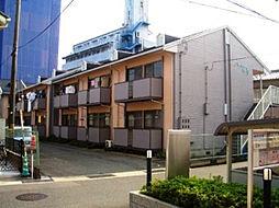 パレーシャル田寺[A105号室]の外観