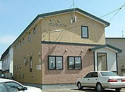 サンクレインII[2階]の外観
