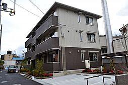 香里E・F[1階]の外観