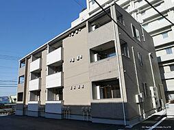 ポルタコスタII B棟[1階]の外観