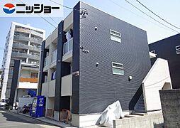 stage内田橋[1階]の外観