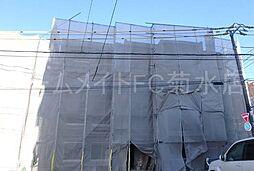 AKUBI 東札幌[2階]の外観