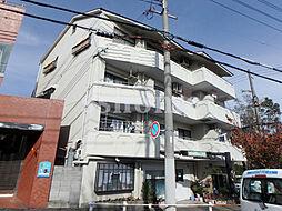 兵庫県神戸市灘区青谷町2丁目の賃貸マンションの外観