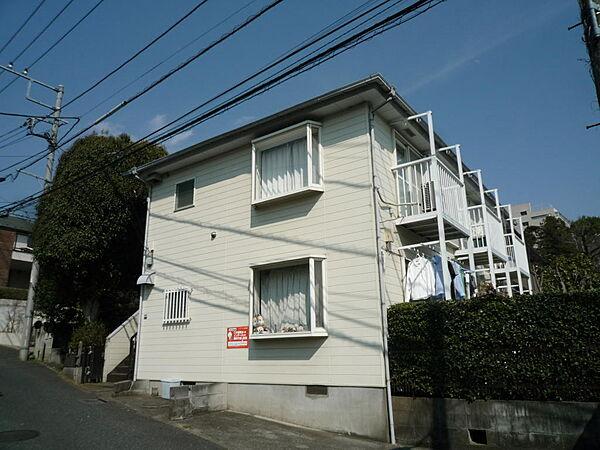 東京都小金井市前原町3丁目の賃貸アパート