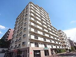 芦屋パインクレスト[9階]の外観