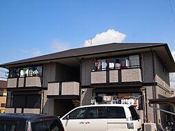 ラフィーネ98 A棟[1階]の外観