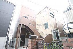 神奈川県大和市大和南2丁目の賃貸アパートの外観