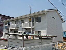 愛知県刈谷市一ツ木町7丁目の賃貸アパートの外観