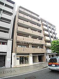 京都府京都市東山区三町目の賃貸マンションの外観