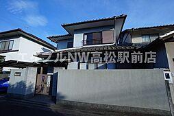 [一戸建] 香川県高松市御厩町 の賃貸【/】の外観