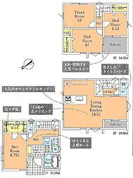 新越谷駅 3,880万円