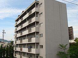 上田第一コーポ[7階]の外観