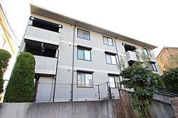 愛知県長久手市根の神の賃貸アパートの外観