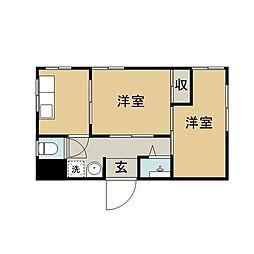 亀川駅 2.7万円