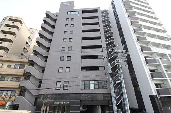 広島県広島市中区舟入中町の賃貸マンション
