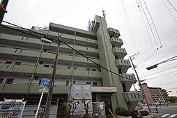 エトワール八田[4階]の外観