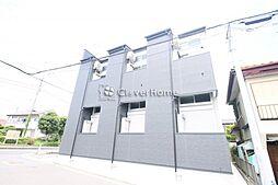 神奈川県座間市緑ケ丘4の賃貸アパートの外観