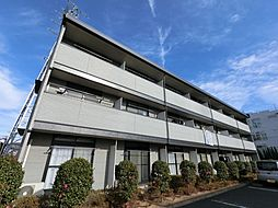 千葉県佐倉市上座の賃貸マンションの外観